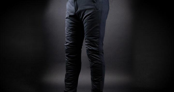 Beheizbare Hose für mehr Komfort beim Motorrad fahren!