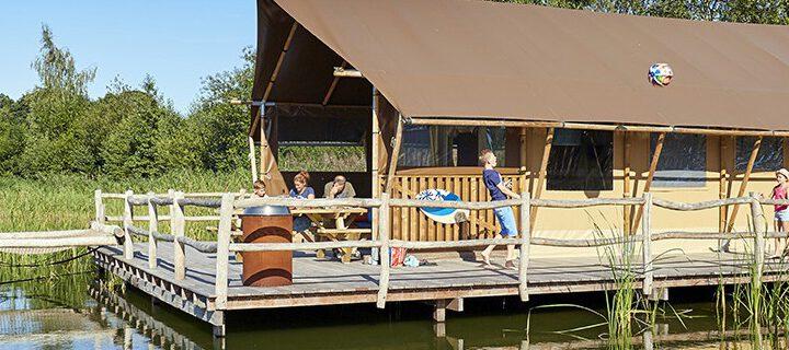 Campingplatz Niederlande am Wasser buchen