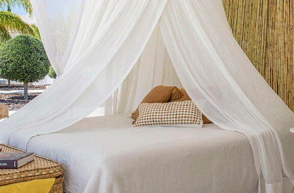 Bambulah für schicke Moskitonetze